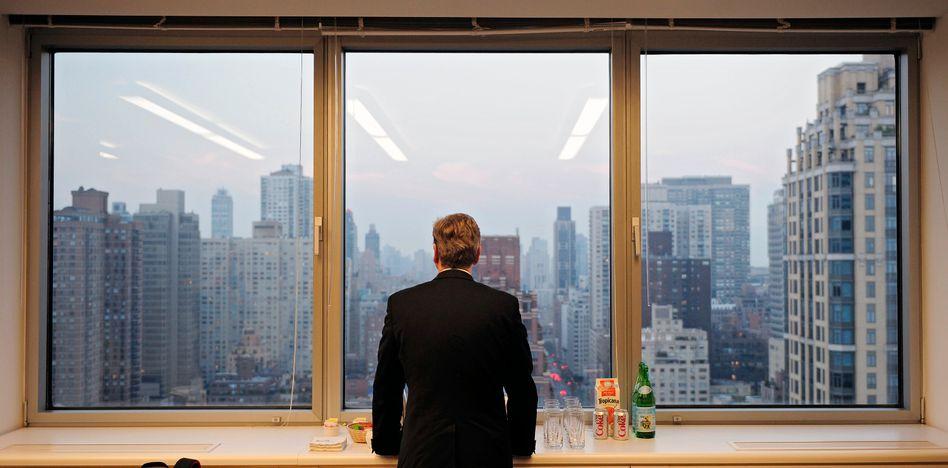 Außenminister Guido Westerwelle in New York: Seit Monaten in der Kritik