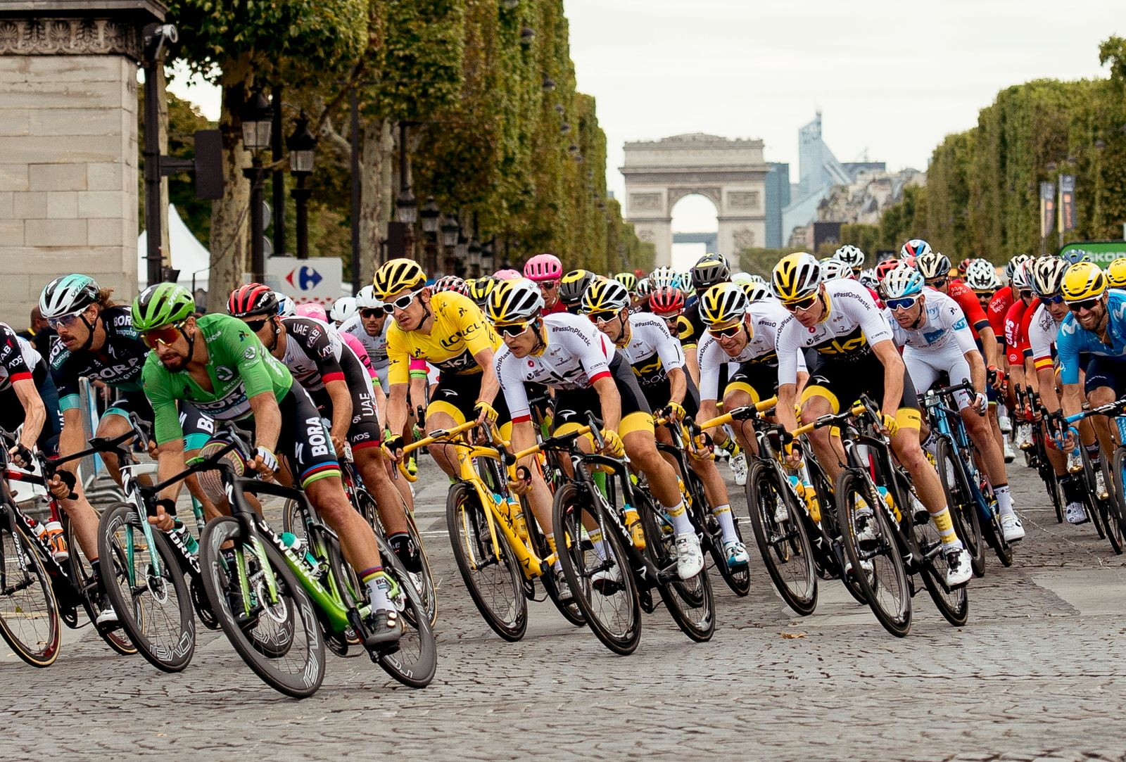 Tour de France 2018 - Stage 21 - Houilles to Paris Champs Elysees