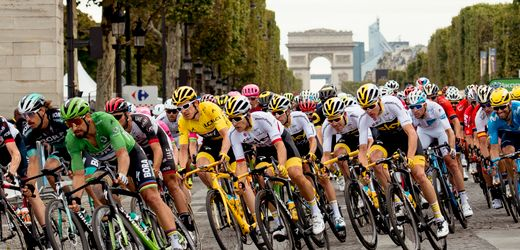 Tour de France trotz Coronavirus? Allein auf den Champs Élysées