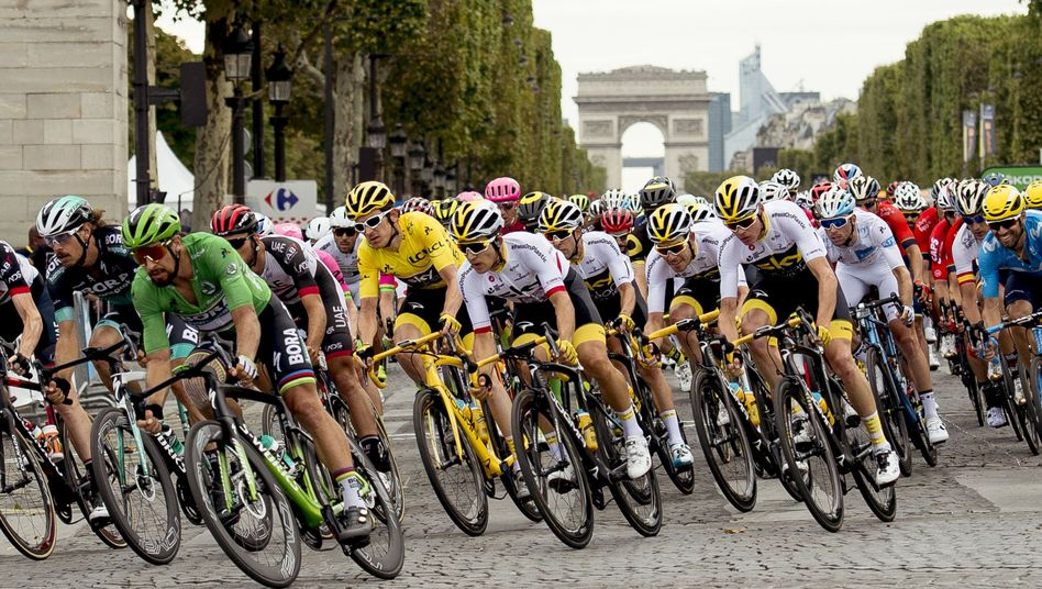 Tour De France Favoriten