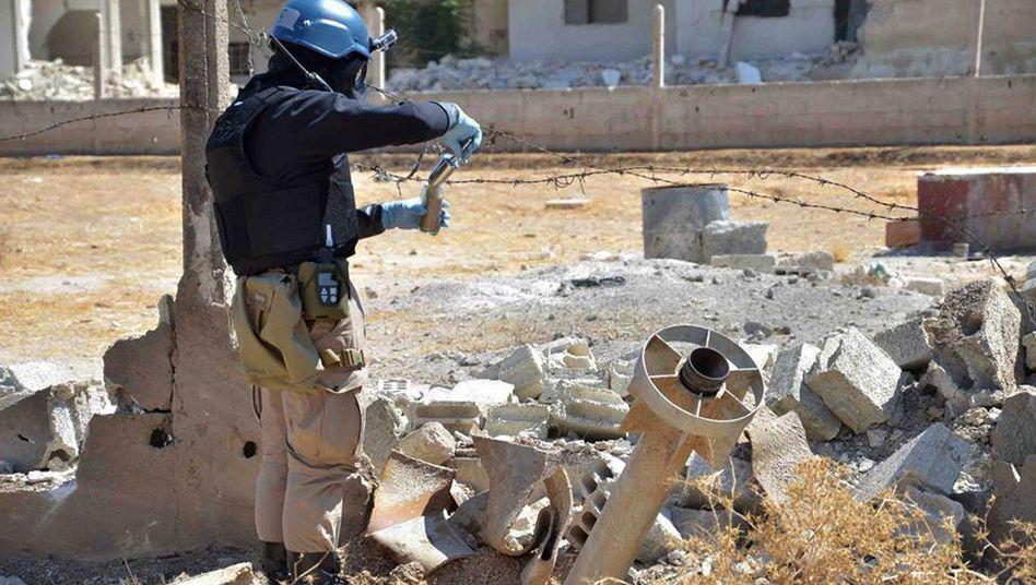 Uno-Ermittlungen in Syrien (2013)