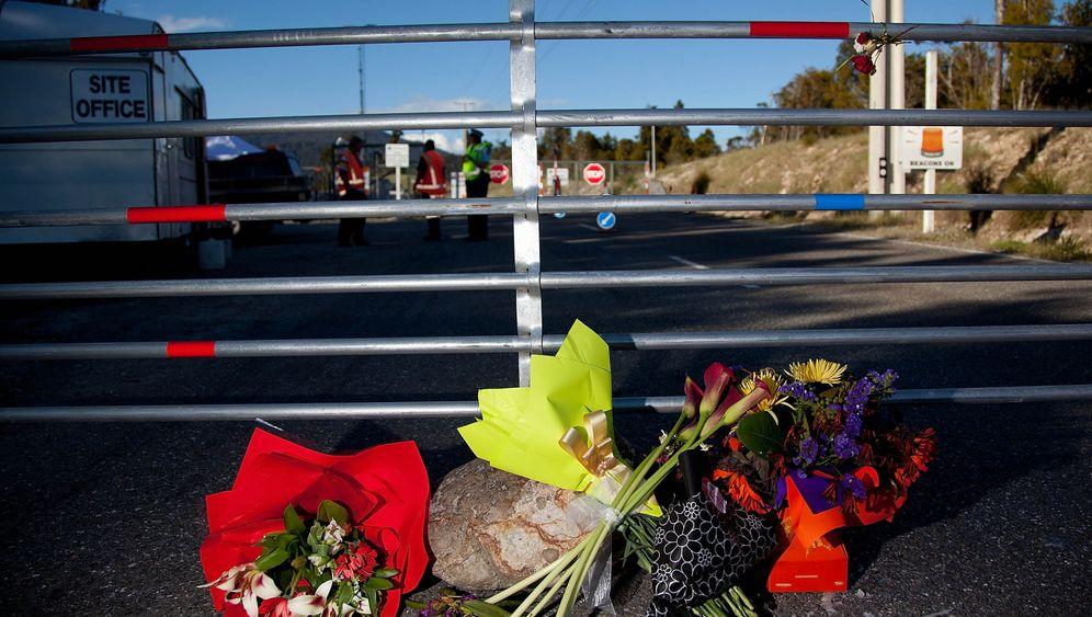Neuseeland: Keine Chance für verschüttete Kumpel