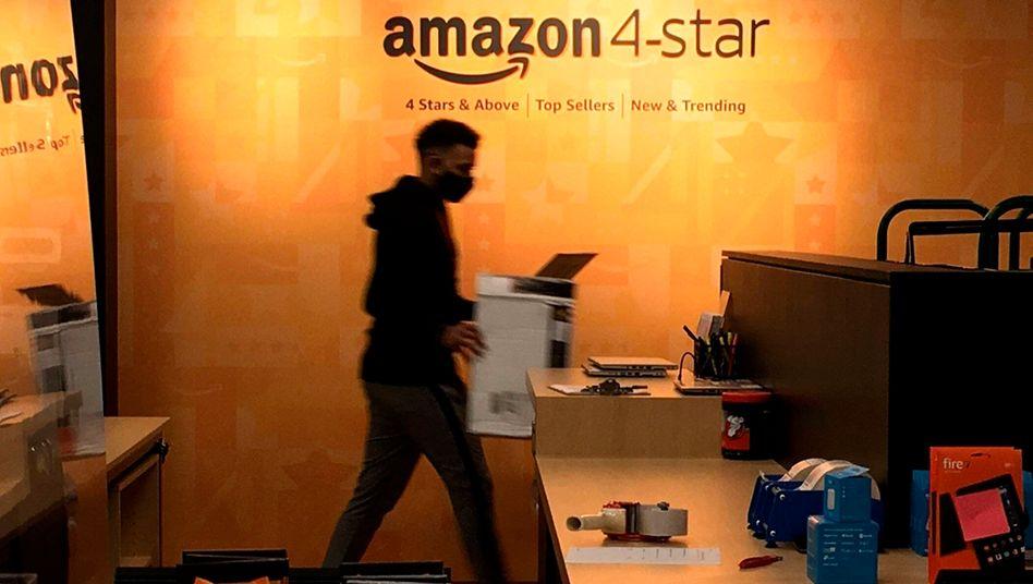 """""""4-Star""""-Shop von Amazon in Florida: Auswahl der beliebtesten Produkte im Geschäft"""
