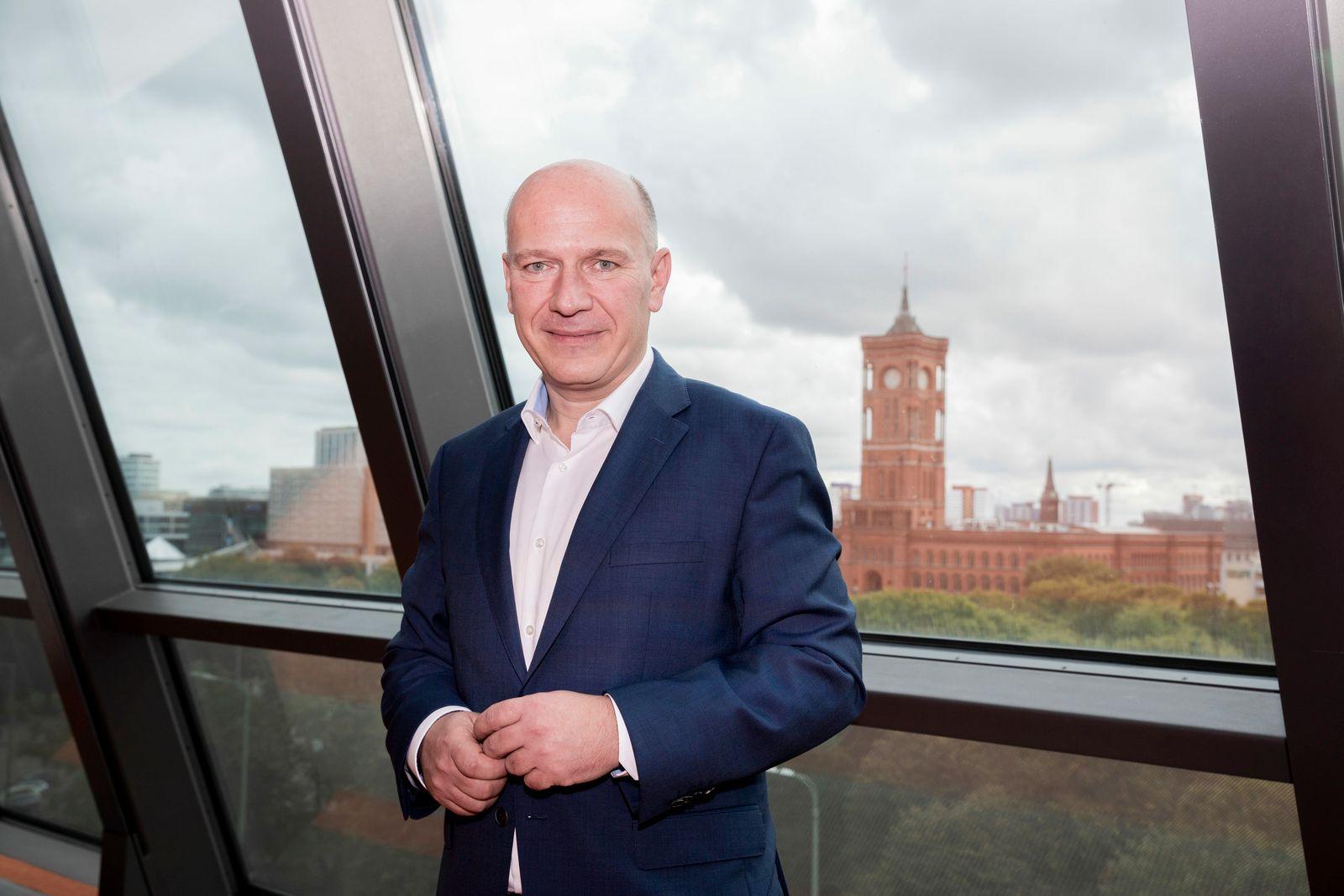 Wegner will Spitzenkandidat der CDU-Berlin werden