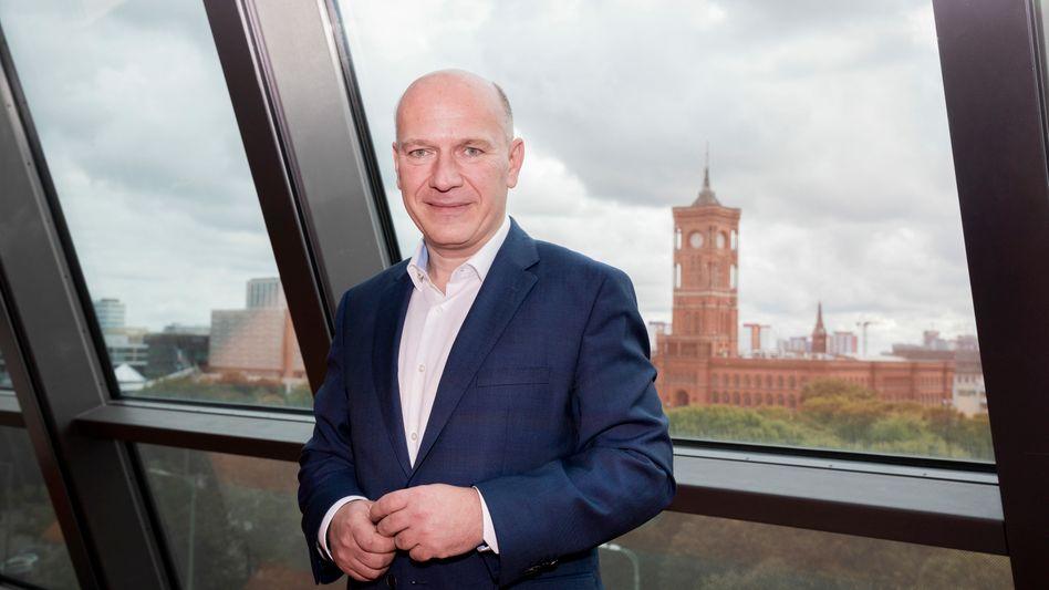 Kai Wegner will ins Rote Rathaus