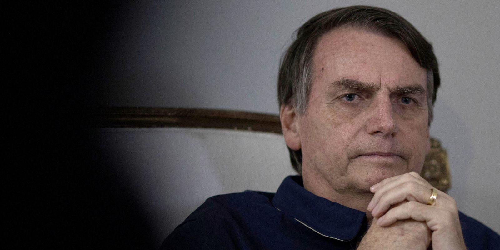 Jair Bolsonaro/ Brasilien