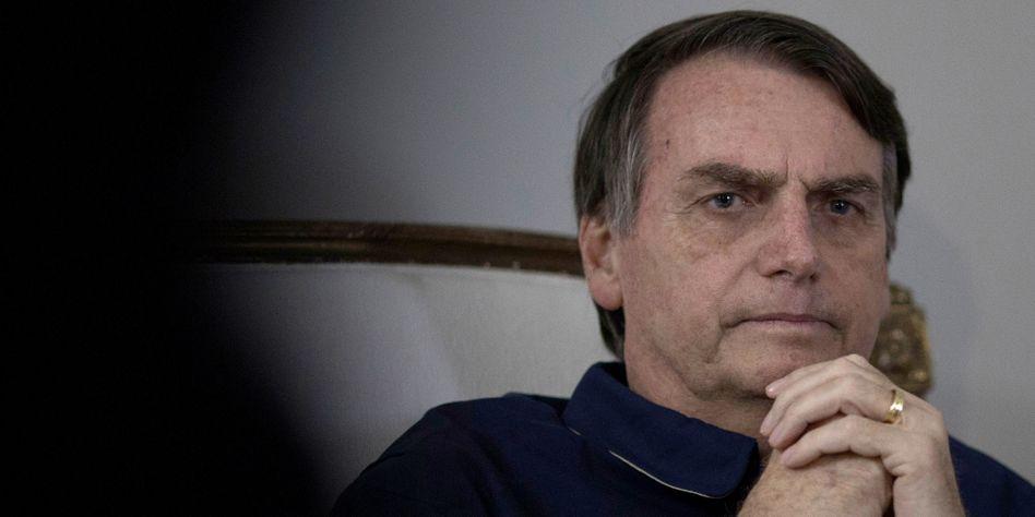Jair Bolsonaro: ein Staatschef, der das Coronavirus verharmlost