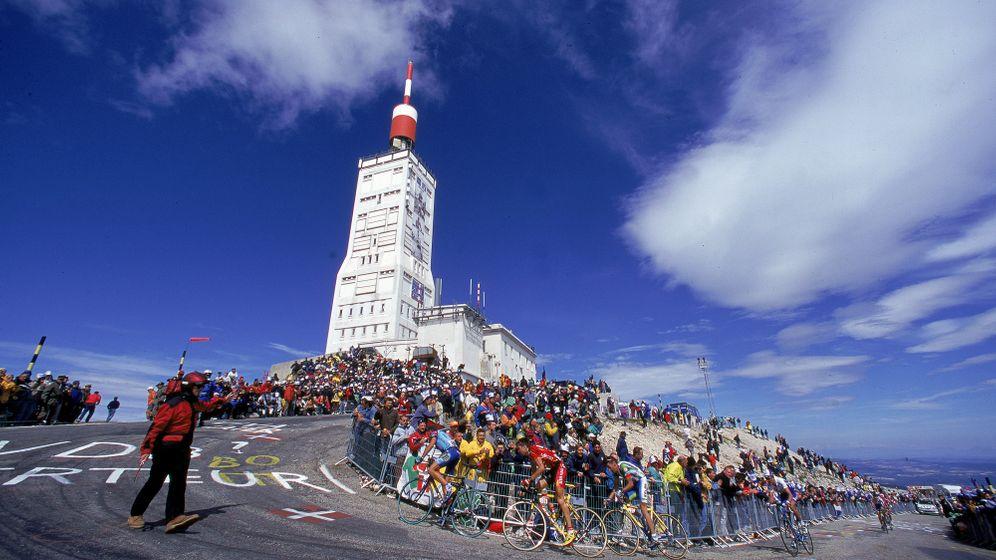 Per Rennrad auf den Mont Ventoux: Trampeln, schwitzen, feiern