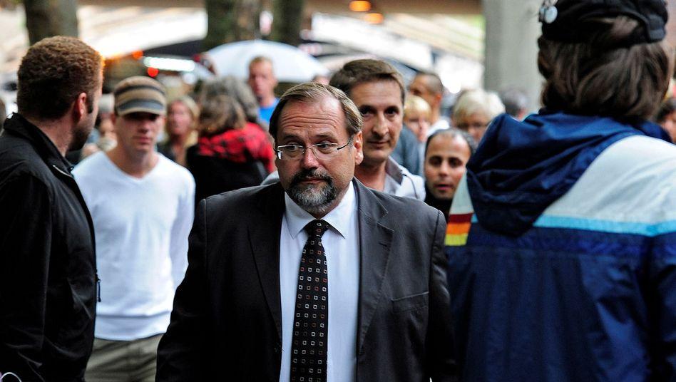 Duisburgs Oberbürgermeister Sauerland: Rücktritt könnte teuer werden
