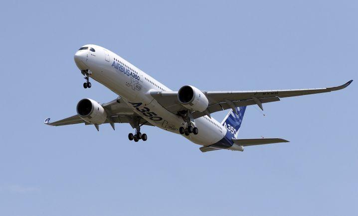 Airbus A350: Analysten erwarten einen Gewinnsprung