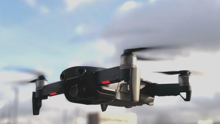 DJI Mavic Air im Test: Drohne für die Jackentasche