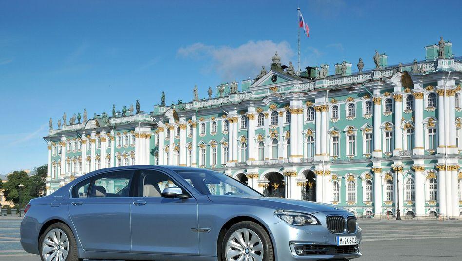 Sicherheitslücke: 2,2 Millionen BMW konnten gehackt werden