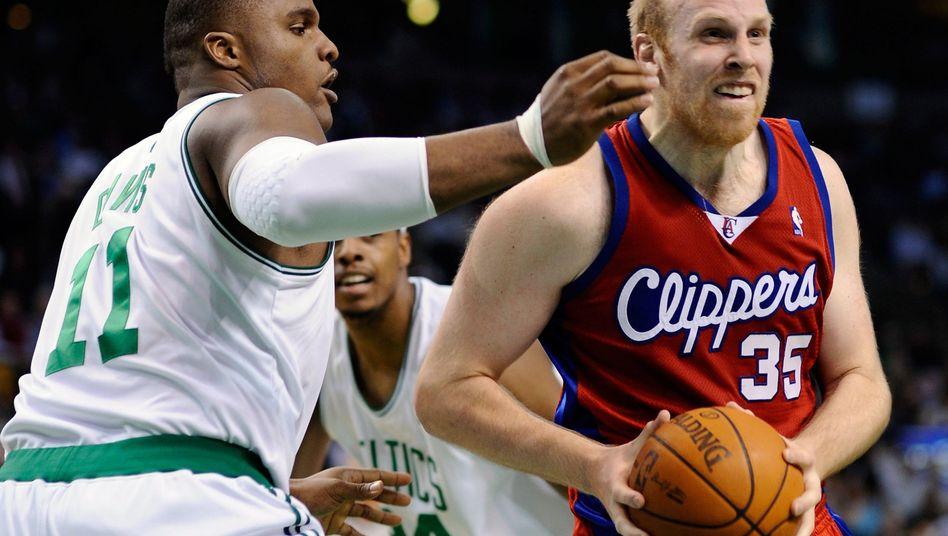 Clippers-Center Kaman (r.): Zum ersten Mal im All-Star-Team