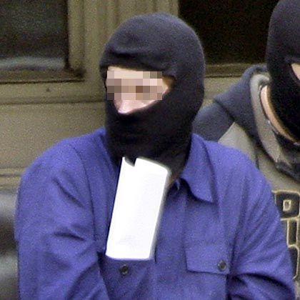 """Terrorverdächtiger Fritz G. (beim Bundesgerichtshof in Karlsruhe): """"Er war der Anführer"""""""