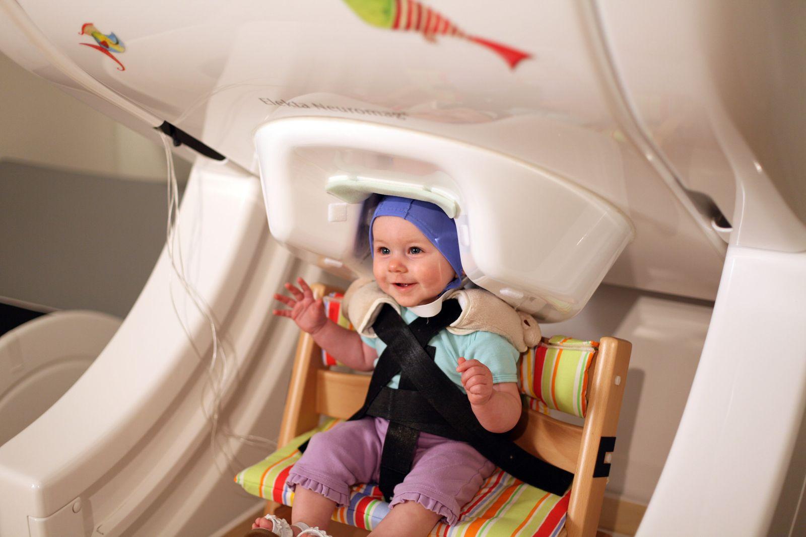 Hirnscanner / Kinder