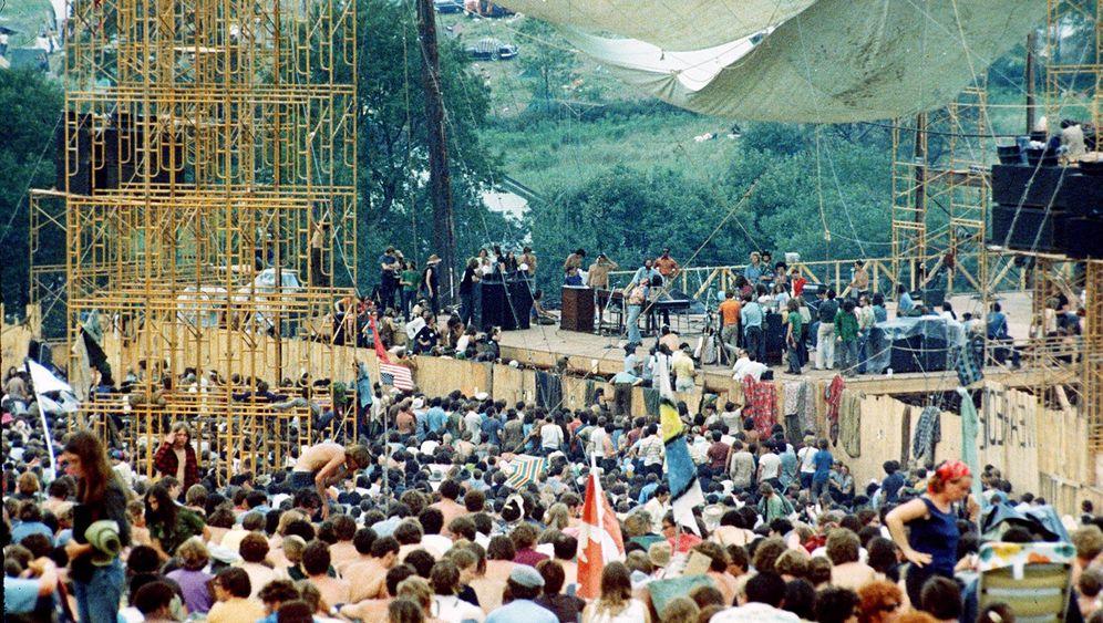 Das Erbe von Woodstock: Von Bethel bis Berlin