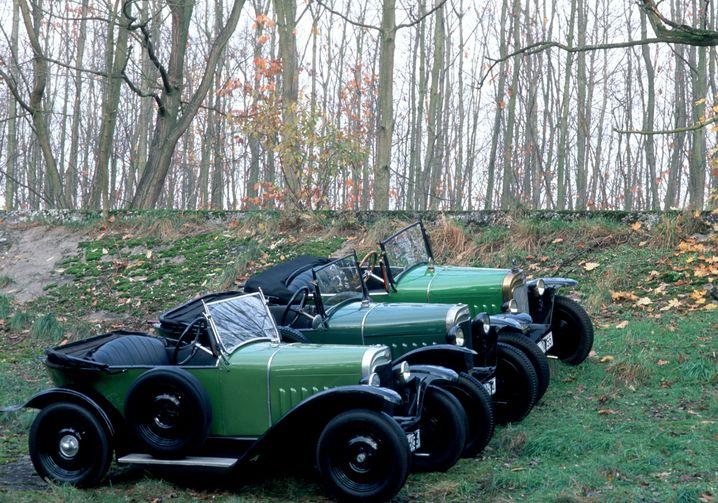 Opel Laubfrosch: Geringe Nachfrage nach dem Vorkriegsauto