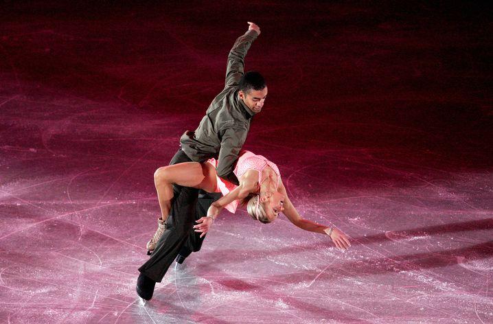 """2008 in Göteborg: """"Es funktionierte auf dem Eis"""""""