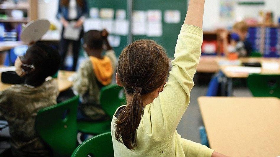 Schulkinder im Präsenzunterricht unter Coronabedingungen: »Der Handlungsbedarf ist weiter gewaltig«