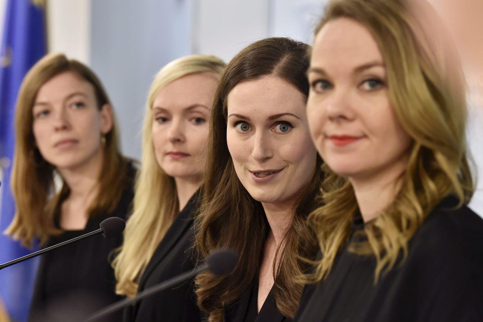 Finnland erhält neue Regierung
