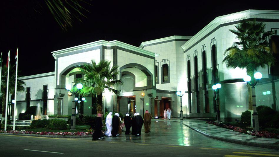 Königlicher Palast in Riad: Prinzessin will nicht nach Saudi-Arabien zurück