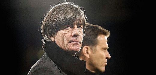 Joachim Löw, Oliver Bierhoff und die Krise der Nationalmannschaft: Weg mit der Nivea-Bande