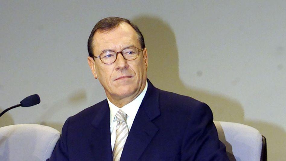 Ex-Daimler-Chef Schrempp: Rücktrittspläne waren börsenrelevante Informationen