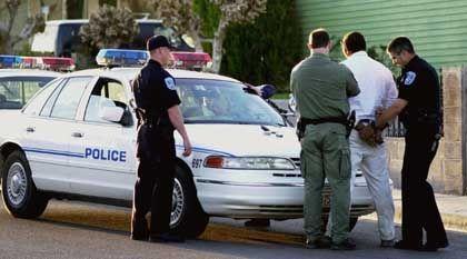 Polizeieinsatz in Las Vegas: Eine der höchsten Kriminalitätsraten der USA