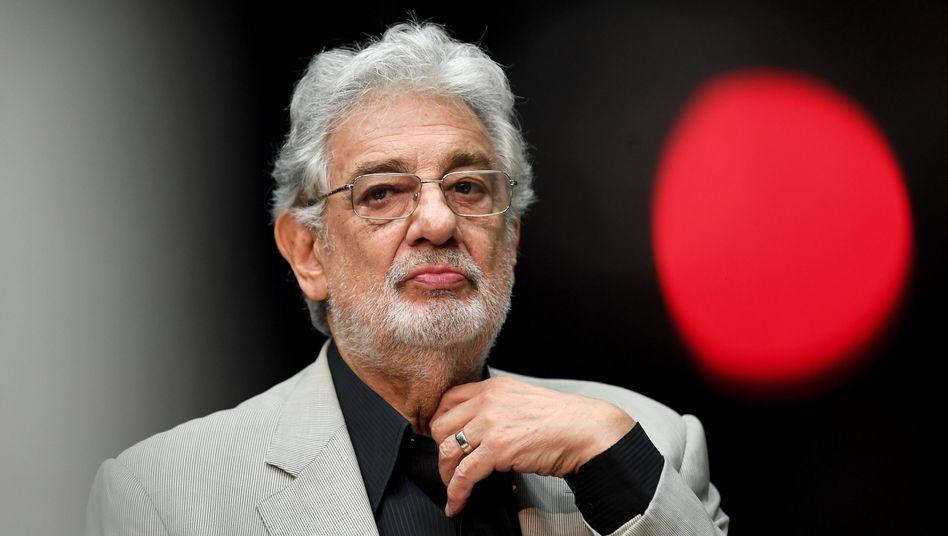 """Plácido Domingo: """"Zutiefst beunruhigend"""""""