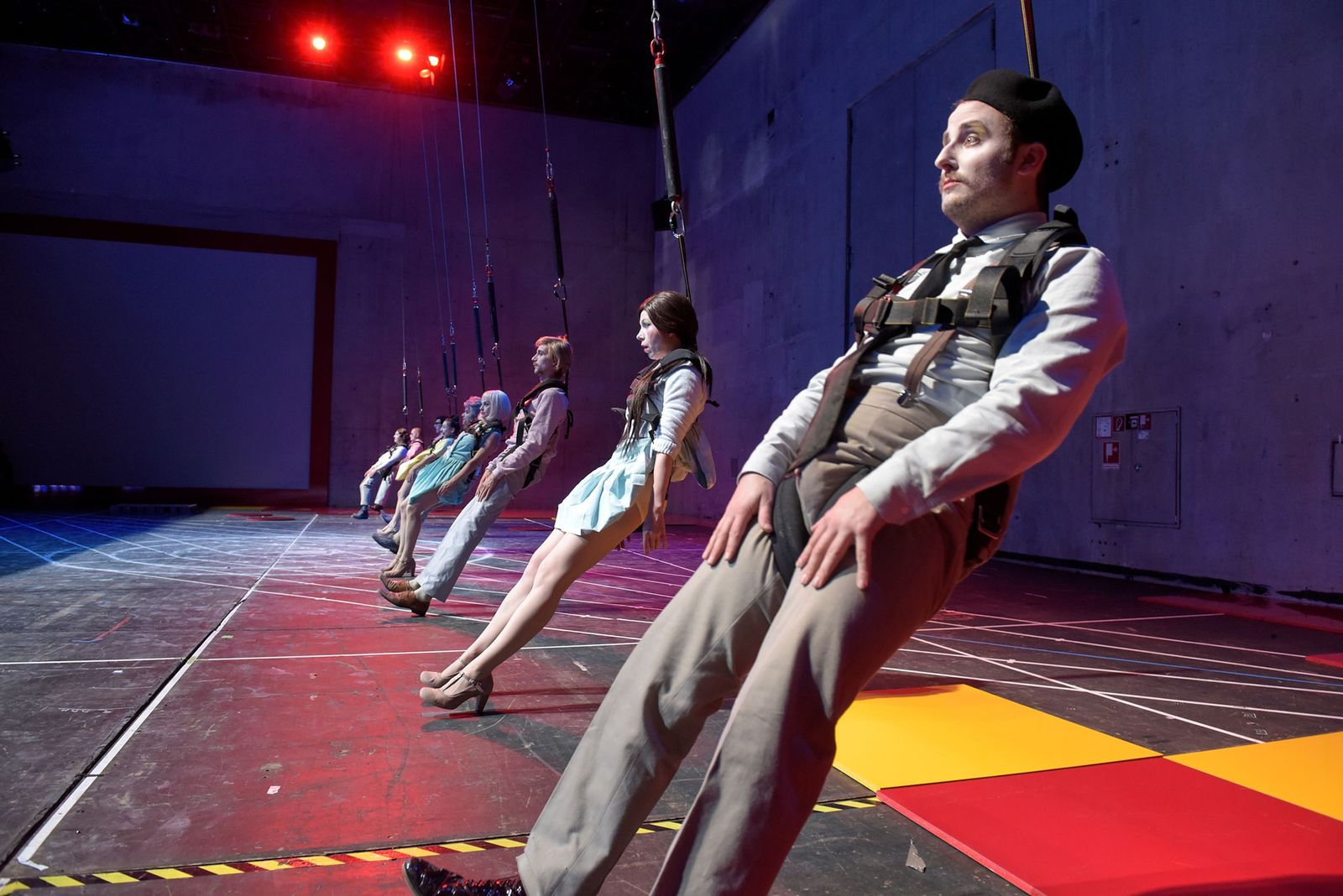 EINMALIGE VERWENDUNG Theater/ Thomas Fritsch: Null
