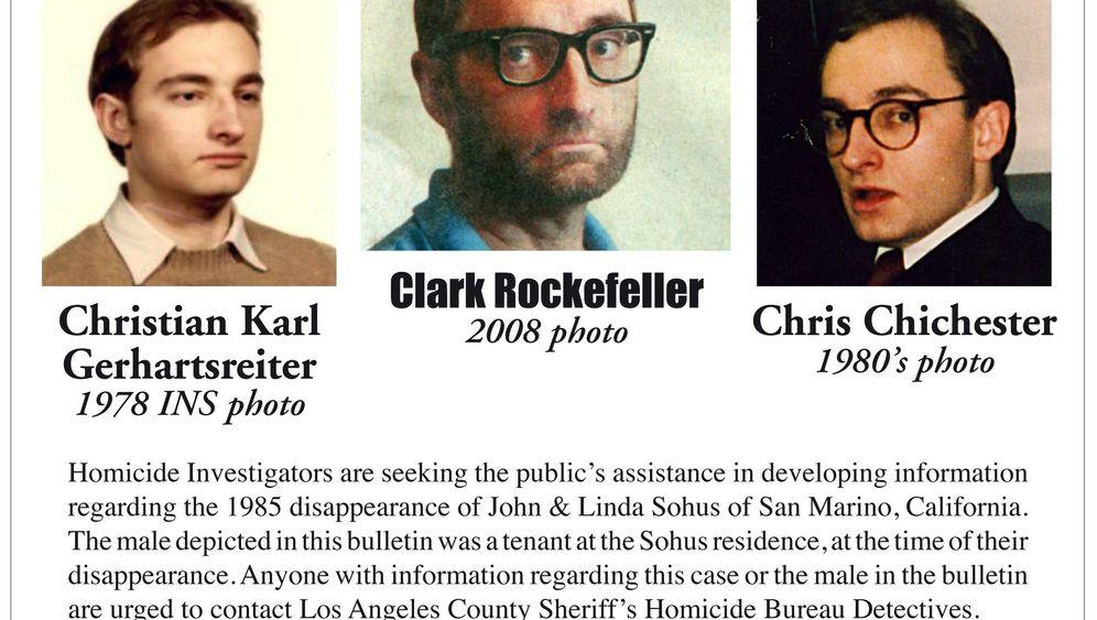 US-Mordfall: Die vielen Leben des C. Gerhartsreiter