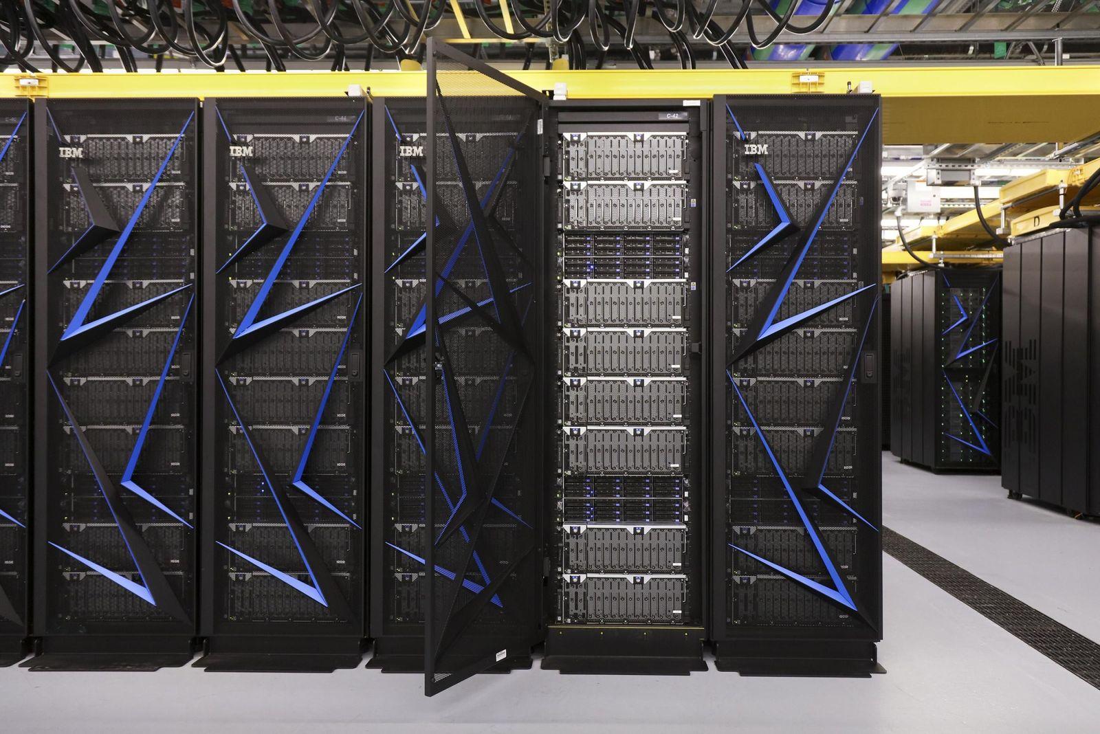 Supercomputer «Summit» von IBM