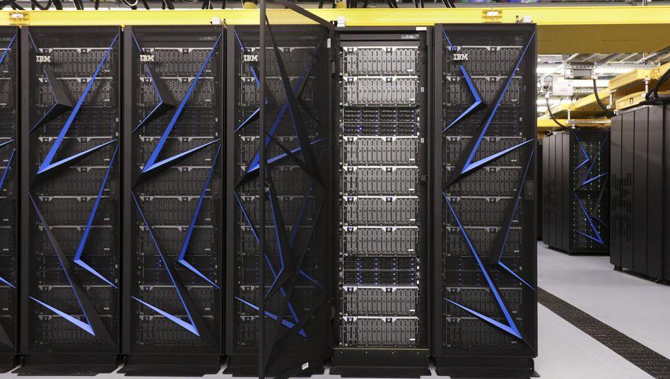 "Supercomputer ""Summit"""