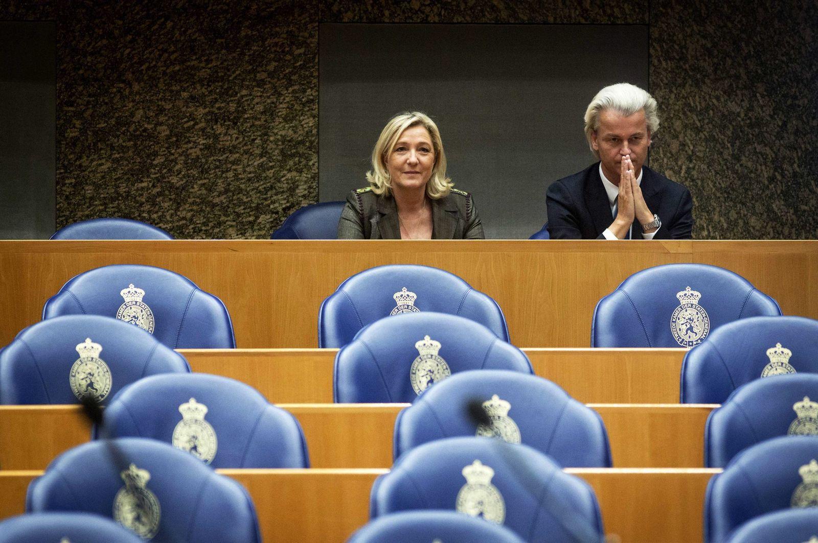 Wilders/ Le Pen