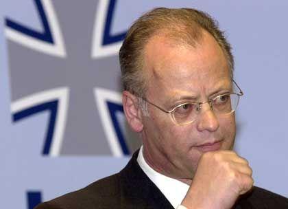 Affären-Minister Scharping: Dubiose Geschäfte