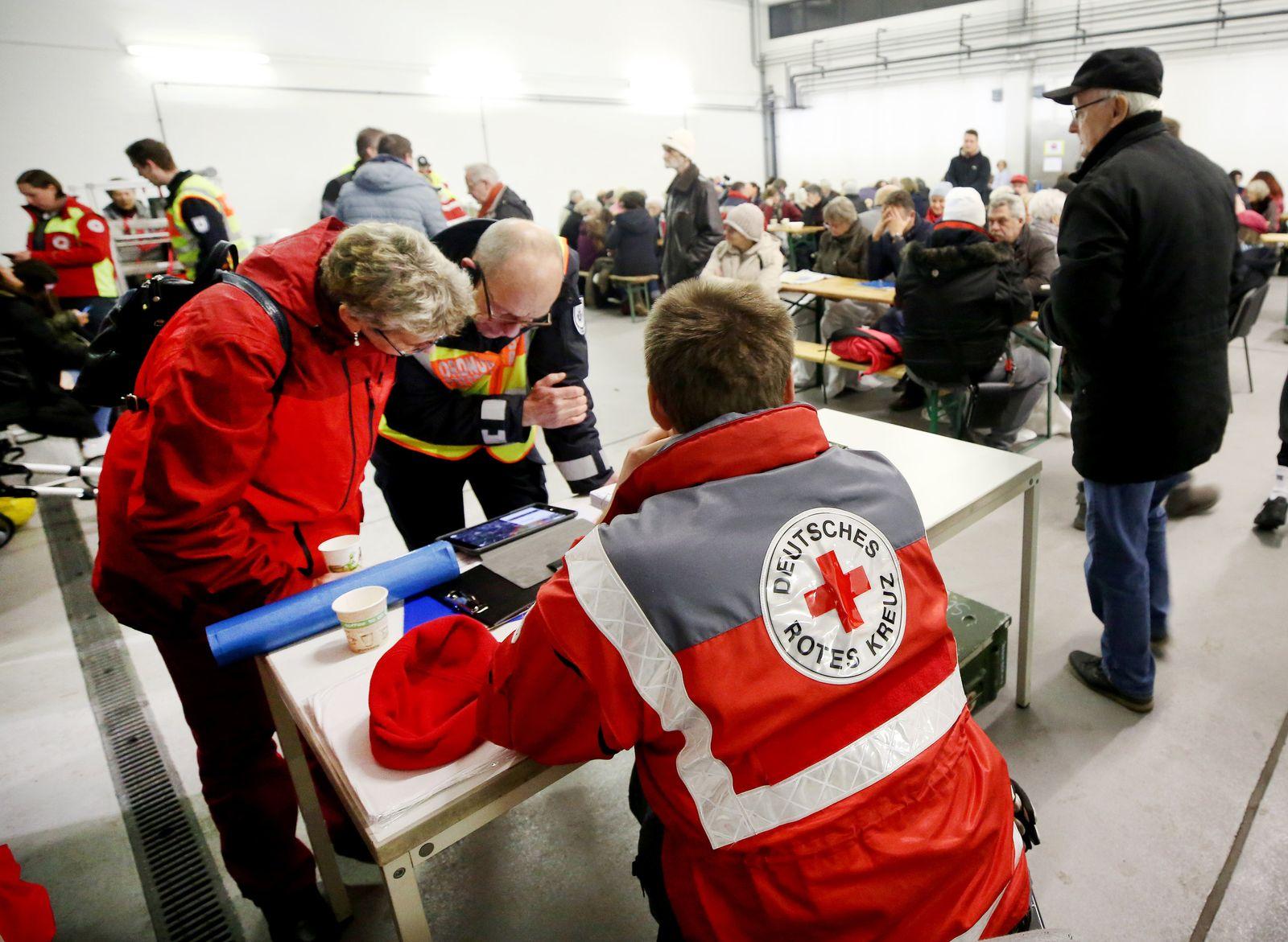 Köln Evakuierung Bombe