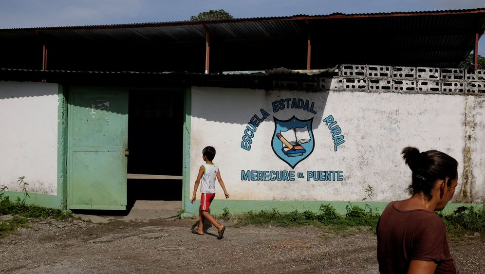 Venezuela: Klassen ohne Kinder
