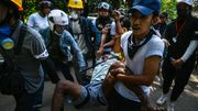 USA setzen Handelsabkommen mit Myanmar aus
