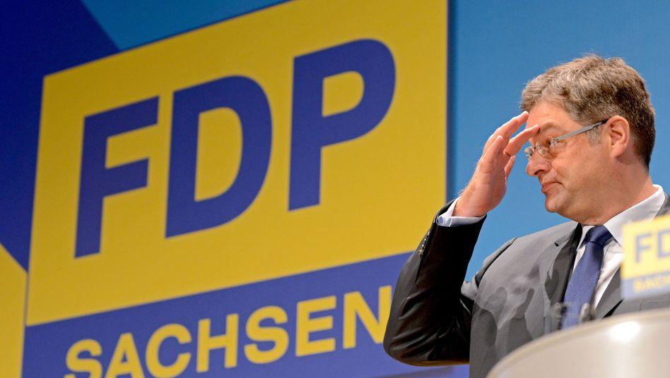FDP-Vize Holger Zastrow: Neuer Fokus auf Landtagswahl in Sachsen