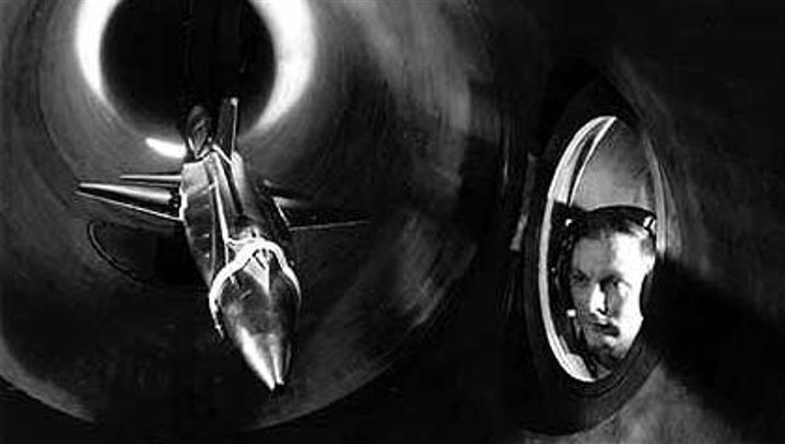 Halb Rakete, halb Flugzeug: Die X-Flieger