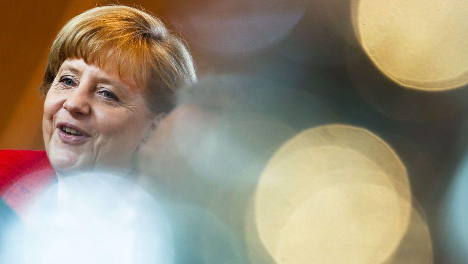 """""""Mrs. Merkel was on my table"""": Tiefes Bedürfnis nach Ausgelassenheit?"""