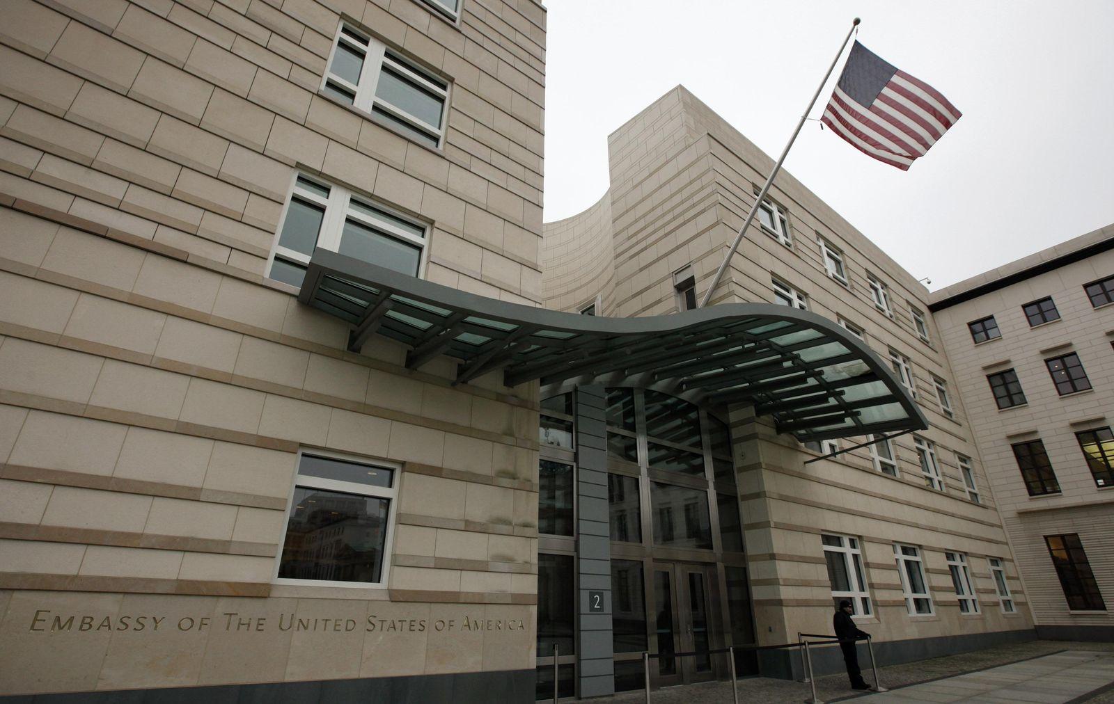 Wikileaks US Embassy Berlin