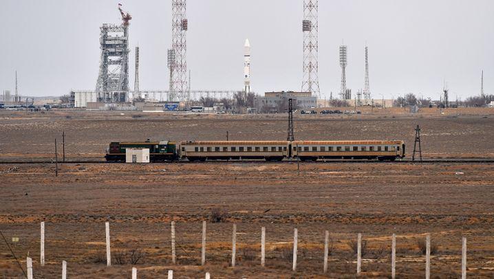 """""""ExoMars"""": Raketenstart geglückt"""