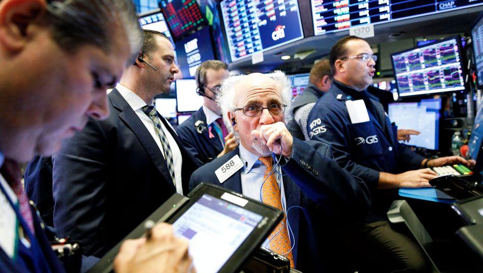 Droht eine erneute Finanzkrise?