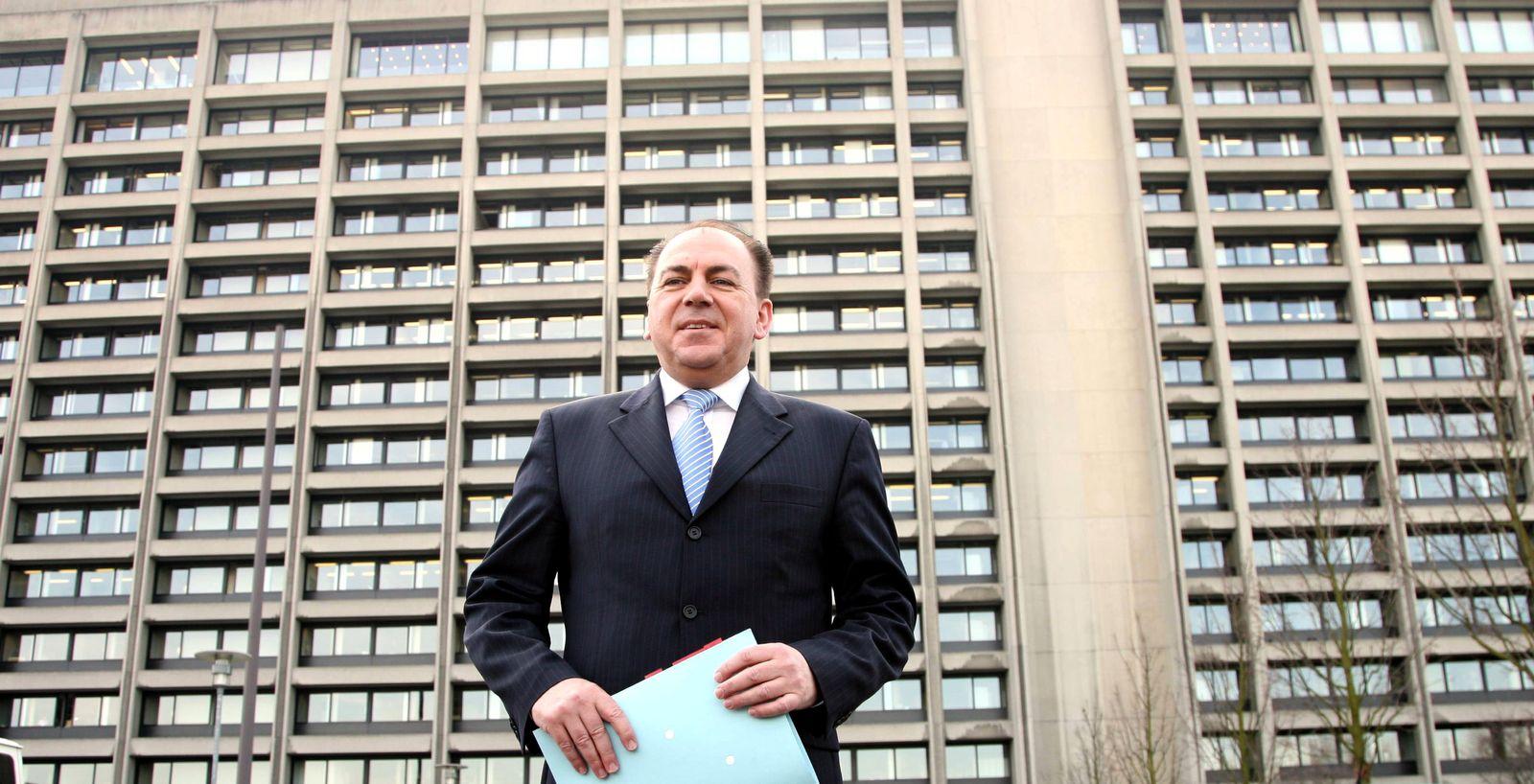 NICHT VERWENDEN Axel Weber / Bundesbank Frankfurt