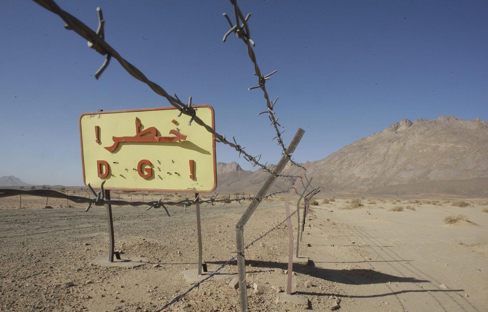 EINMALIGE VERWENDUNG Atomare Wüsten #16