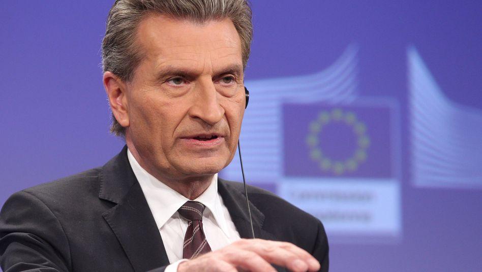 "EU-Energiekommissar: ""28 verschiedene Mautsysteme wären grotesk"""