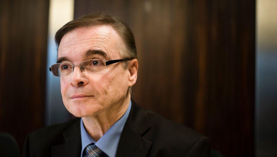 Lageso-Chef Franz Allert: Angesichts der massiven persönlichen Kritik zurückgetreten