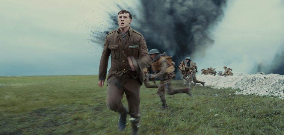 """Darsteller MacKay in """"1917"""":Dem Zuschauer das Gefühl geben, sich wie ein Wurm durch die Erde zu wühlen"""