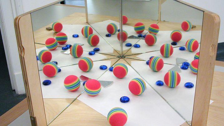 Geometrie: Spielen mit Symmetrien